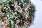 Tabulé con Quinoa